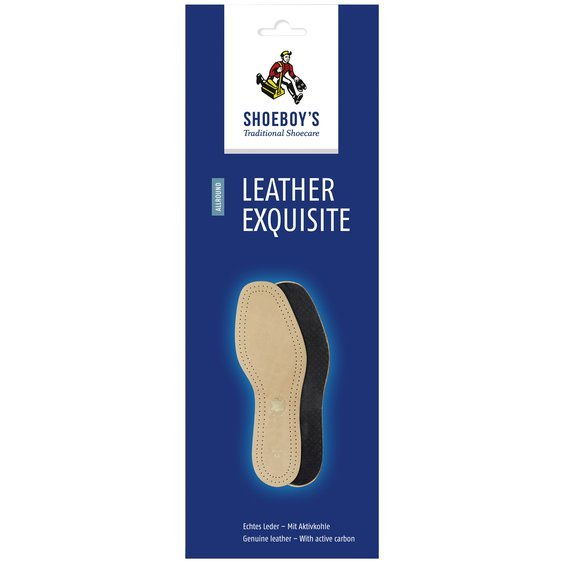 SHOEBOY´S LEATHER EXQUISITE, kožené